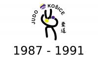 JUDO Košice  1987 - 1991