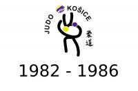 JUDO Košice 1982 -1986
