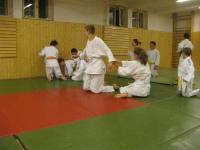 Na tréningu