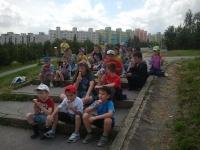 Prímestský Judo tábor 2014